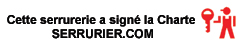 charte des serruriers  75003