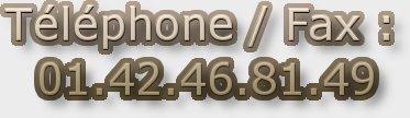 Téléphone serrurier 03